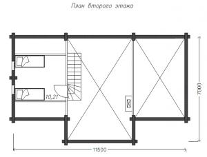 план 2 этажа (2)